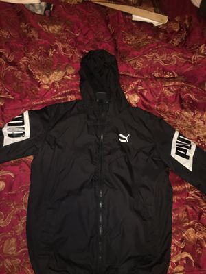 Puma Rain/weather jacket for Sale in Fuquay-Varina, NC