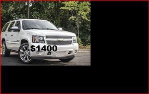 Price$1400 2008 CHEVROLET TAHOE LTZ for Sale in Washington, DC