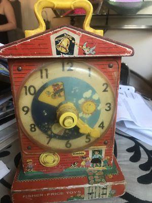 Fisher Price Antique Clock for Sale in Montclair, CA