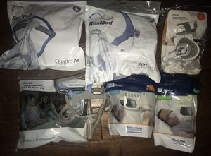Lot of breathing machine accessories for Sale in Fairmount, GA