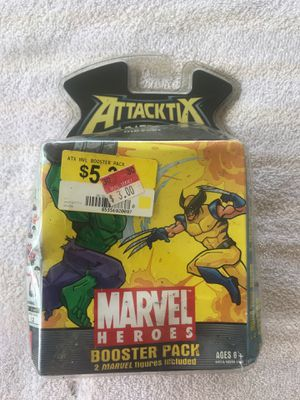 Marvel heroes action figurines for Sale in Lake Wales, FL