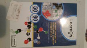 Learn on chemistry molecular set school child/adult for Sale in Arlington, TX