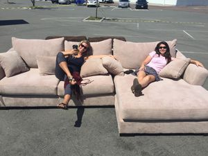 Large Comfy Couch for Sale in San Diego, CA
