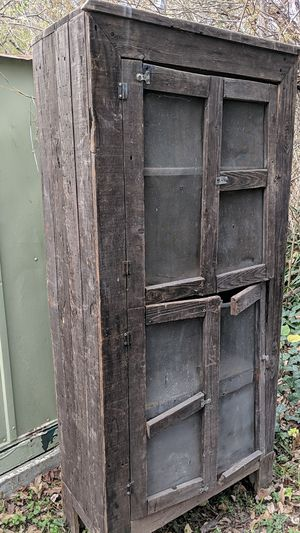 Antique collectival cabinet for Sale in Austin, TX