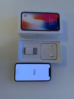 iPhone X, 64 gb, black for Sale in West Palm Beach, FL