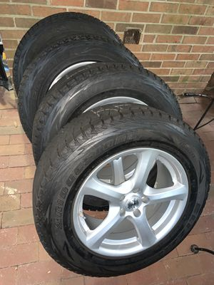 Tires and Rim Set for Sale in Herndon, VA