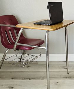 Student Combo Desk and Chair for Small Areas for Sale in West Covina,  CA