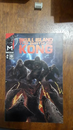 Skull Island The Birth Of Kong #2,#3 and #4 for Sale in Huntington Park, CA