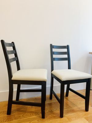 IKEA (LERHAMN) Chairs for Sale in Brooklyn, NY