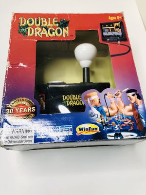 Double Dragon Video Game Controller Arcade Game Plug Play New in Box Winfun MSI for Sale in Tampa, FL