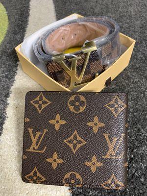 LV Belts N Wallet for Sale in Lilburn, GA