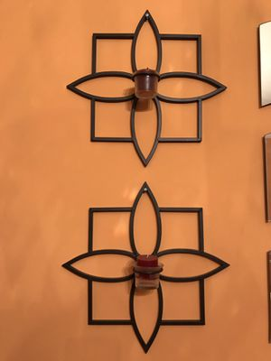 Wall candle holder for Sale in Fairfax, VA