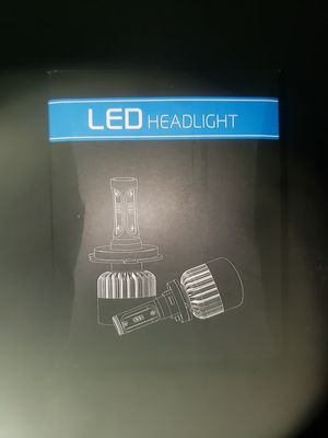 9007 led bulbs for Sale in Bloomingdale, IL