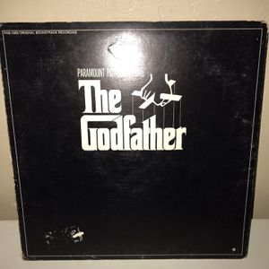 Godfather Album Vinyl for Sale in Tempe, AZ