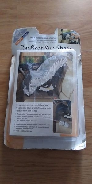 Car seat sun shade it's new for Sale in Fort Myers, FL