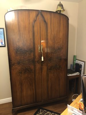 Antique Armoire for Sale in Gold Bar, WA