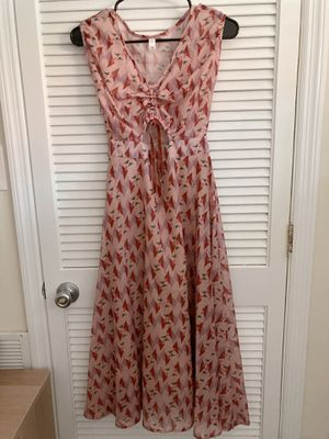New Womens Floral Long Dress Sleeveless Party Summer Beach Sundress for Sale in Baltimore, MD