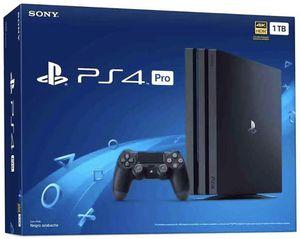 PS4 Pro 1 tb for Sale in North Miami, FL