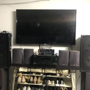Complete Karaoke and Surround Sound System for Sale in San Jose, CA
