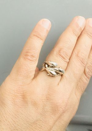3 Dolphins 🐬 925 sterling silver ring 8.5 for Sale in Bloomfield Township, MI