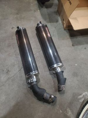 2004-2006 Yamaha R1 Exhaust scorpion pipes for Sale in Alameda, CA