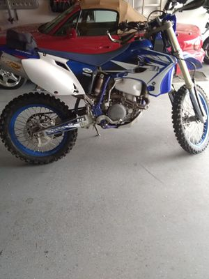 Wr450f for Sale in Fresno, CA
