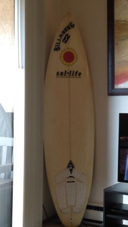 "6'4"" Sol Life surfboard, Scott Crump shaped for Sale in Bothell,  WA"