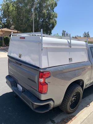Camper for Silverado Crew Cab for Sale in San Diego, CA
