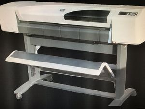 HP Designjet 500 Banner and Plotter Printer for Sale in Ontario, CA