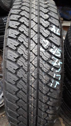 245/75-17 #1 new tire for Sale in Alexandria, VA