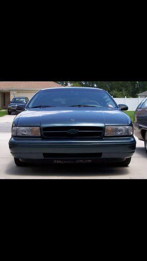 91-96 Impala ss ,Caprice,Oldsmobile :BUMPER: for S