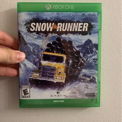 Snowrunner Xbox 1 for Sale in Fort Myers,  FL