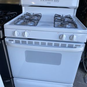 Hotpoint GE Gas stove can deliver for Sale in West Sacramento, CA