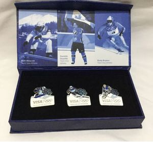 Winter Olympics collectors pin set for Sale in Santee, CA