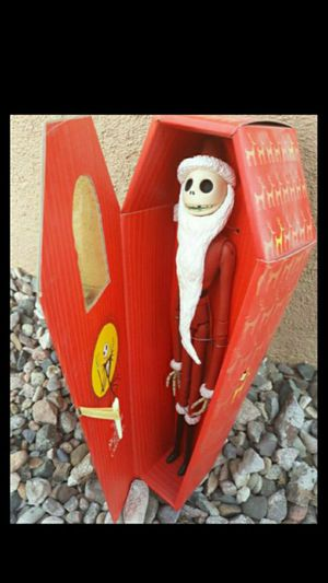 Nightmare Before Christmas Santa Jack for Sale in ELEVEN MILE, AZ