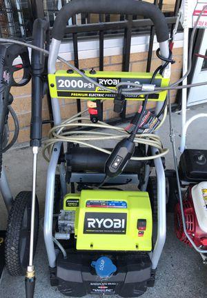 Ryobi Electric Pressure washer for Sale in Everett, WA