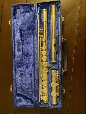 gemeinhardt flute 2sp for Sale in Canton, GA