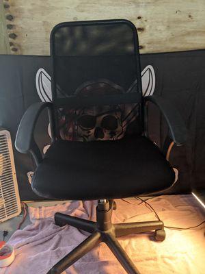 Mesh office chair black for Sale in Port Charlotte, FL