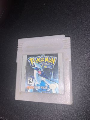 Pokémon Silver Version for Sale in Anaheim, CA