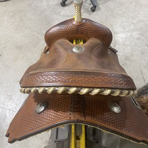 "Circle G Barrel Saddle 13"" for Sale in Paso Robles, CA"