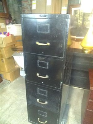 Antique wooden filing cabinets for Sale in Cleveland, OH
