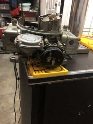 Holley Carb 8007 for Sale in Seattle, WA