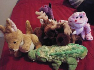 Webkins stuffed animals for Sale in Ruskin, FL