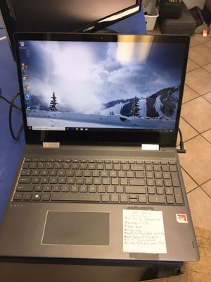 HP Envy x360 AMD FX-9800P Radeon R7 Laptop Gaming for Sale in Deltona, FL