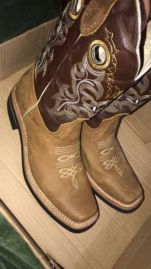 Men's boots for Sale in Fresno, CA