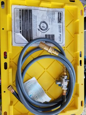 Natural gas conversion kit for Sale in Spring Valley, CA