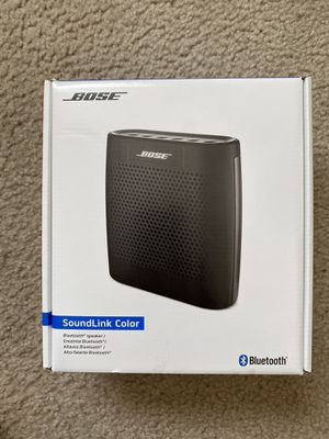 BOSE SoundLink Color (Brand New, Never Used) for Sale in New Britain, PA