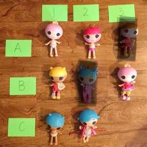 Lalaloopsy Little sister dolls for Sale in Chandler, AZ