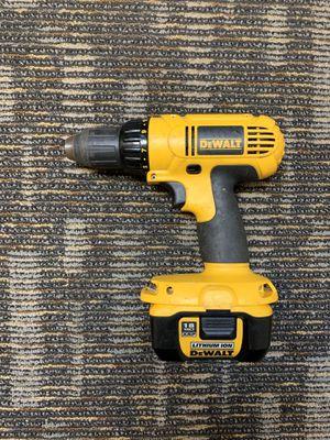 Dewalt drill for Sale in La Mesa, CA