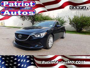 2016 Mazda Mazda6 for Sale in Baltimore, MD